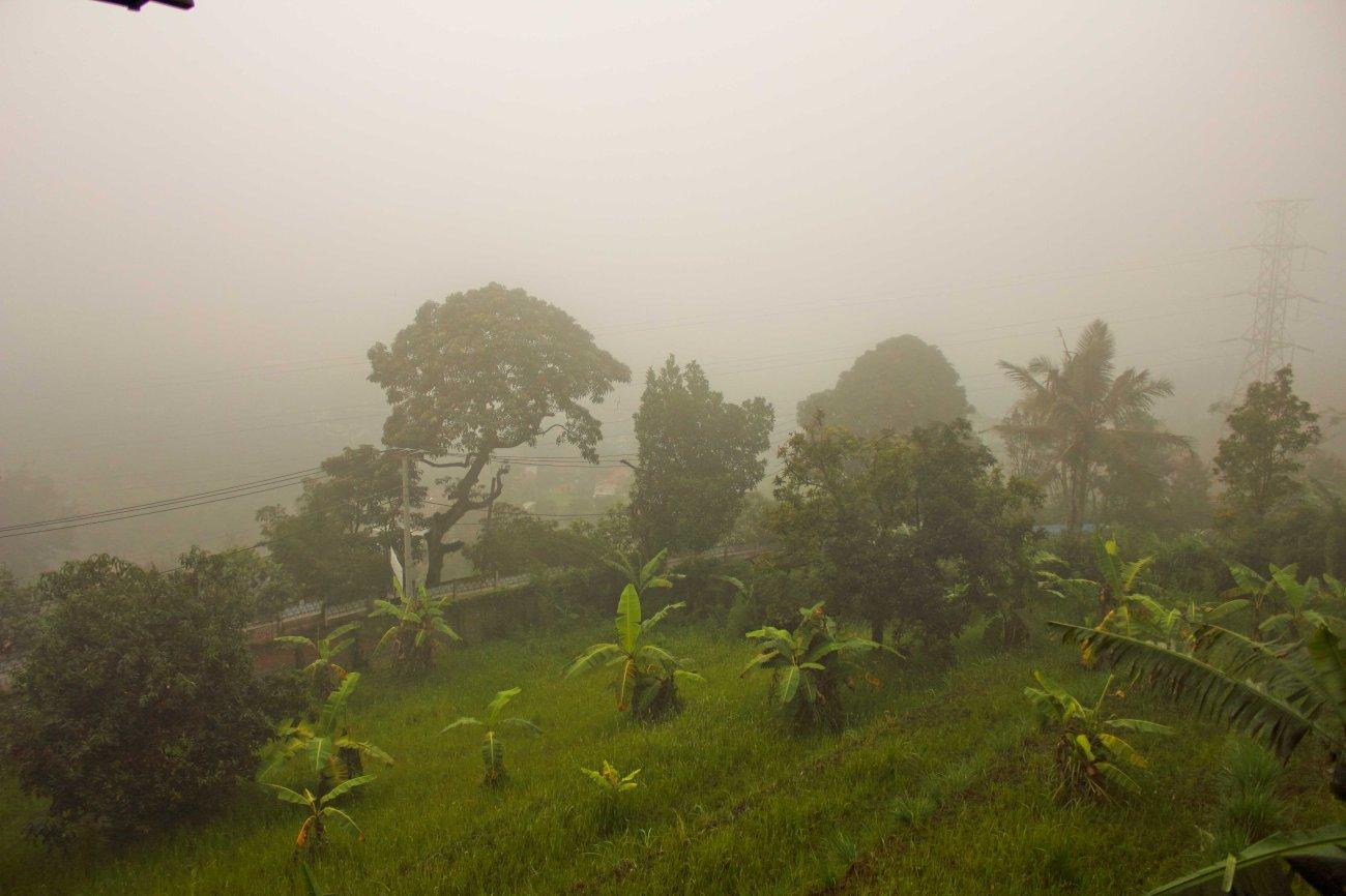 Kota Bandung menghilang!