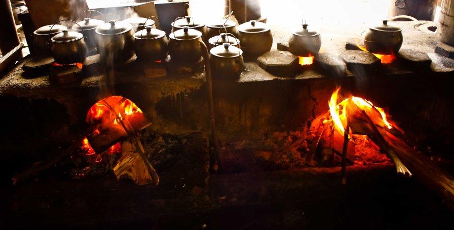 Tempat pembakaran nasi liwet