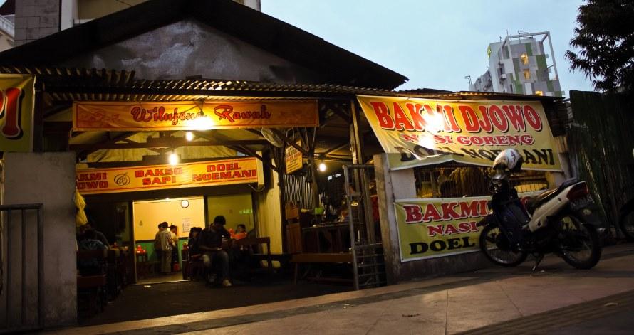 Nasi Goreng Jawa di Jalan Pemuda.