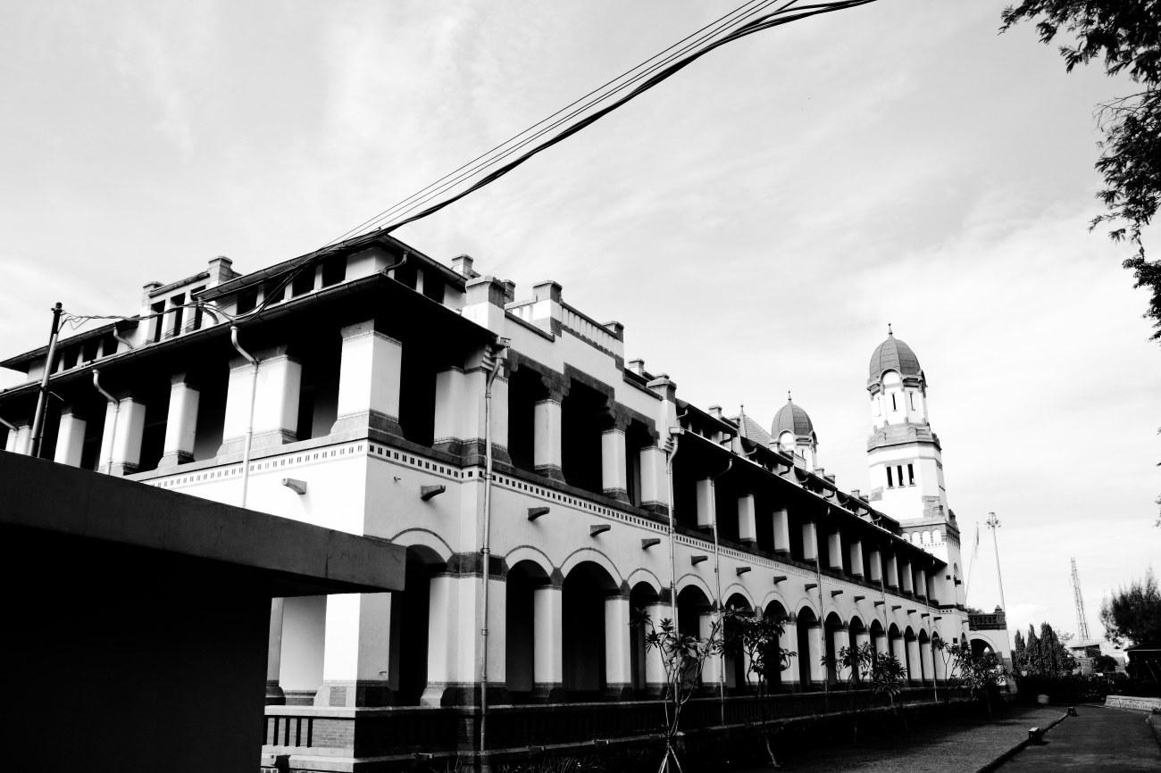 Lawang Sewu, Semarang-Jawa Tengah.