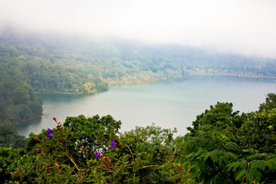 Foto dua tahun lalu; Danau Tamblingan