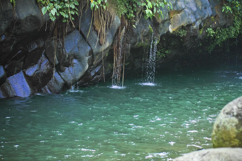 Airnya bersih dan seger.