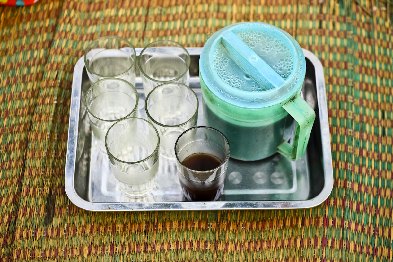 Sajian kopi Lampung. Mau?