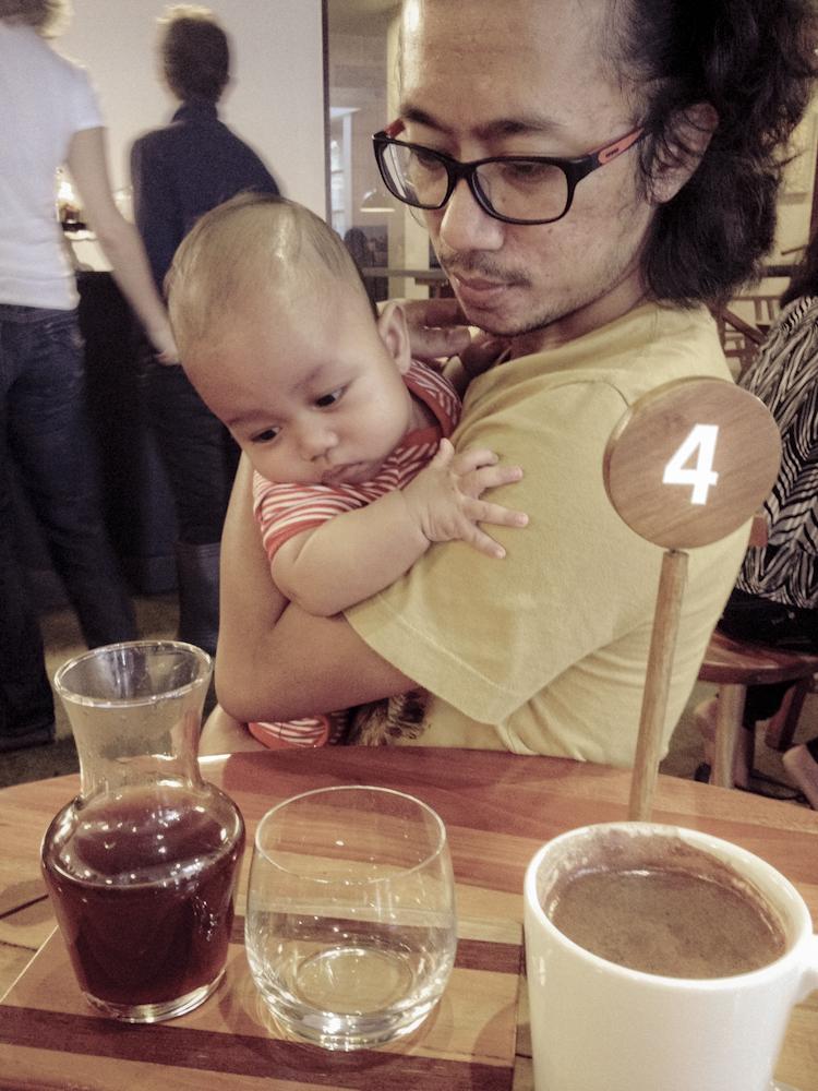 Ranting menikmati kopi di 1/15:d.