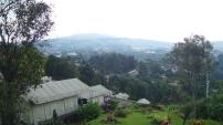 View dari balkon.