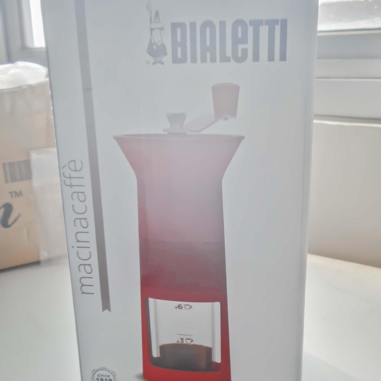 Unboxing Bialetti Macinacaffe.