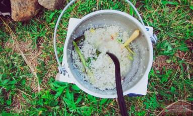 Resep nasi liwet super enak dari nenek saya.