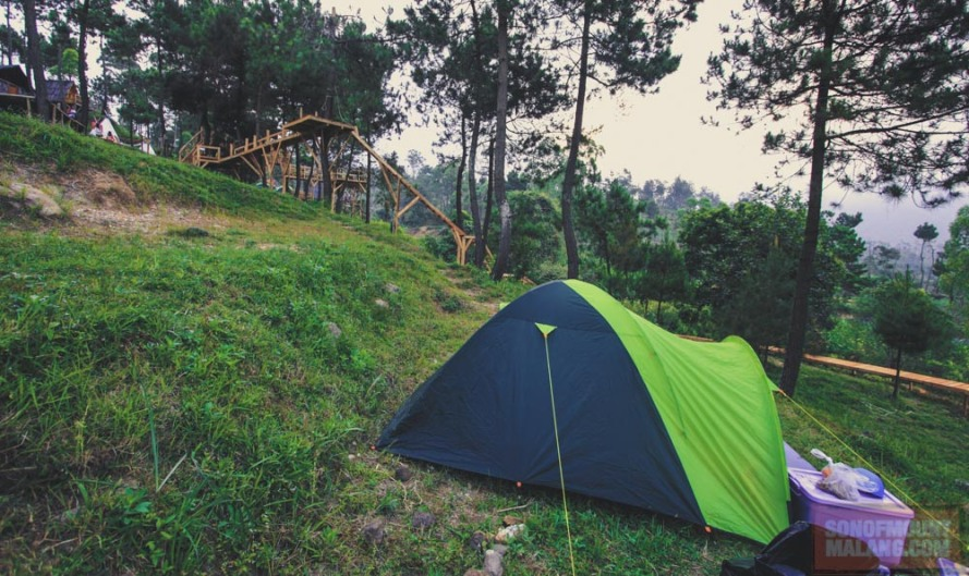 Papandayan Camping Ground119