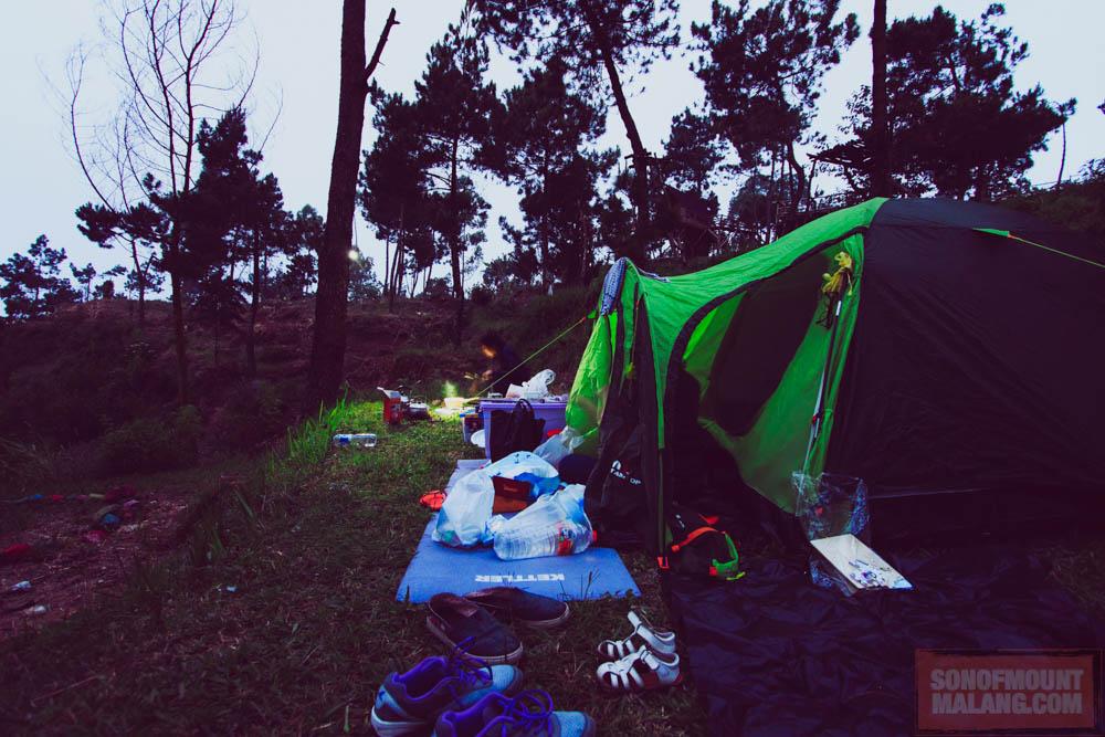 Papandayan Camping Ground127