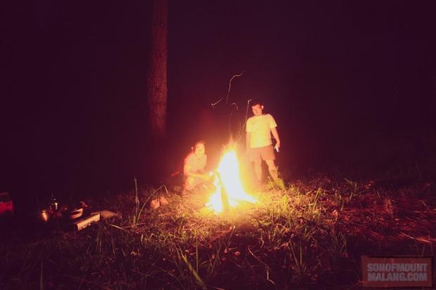 Papandayan Camping Ground129
