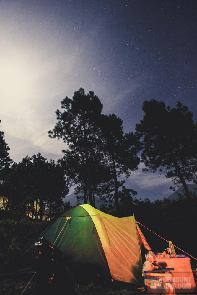 Papandayan Camping Ground136