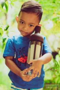Virgillyan Ranting Areythuza dan Hario Cold Brew Filter in Bottle.