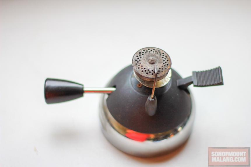 Ini yang disebut Mini Gas Burner
