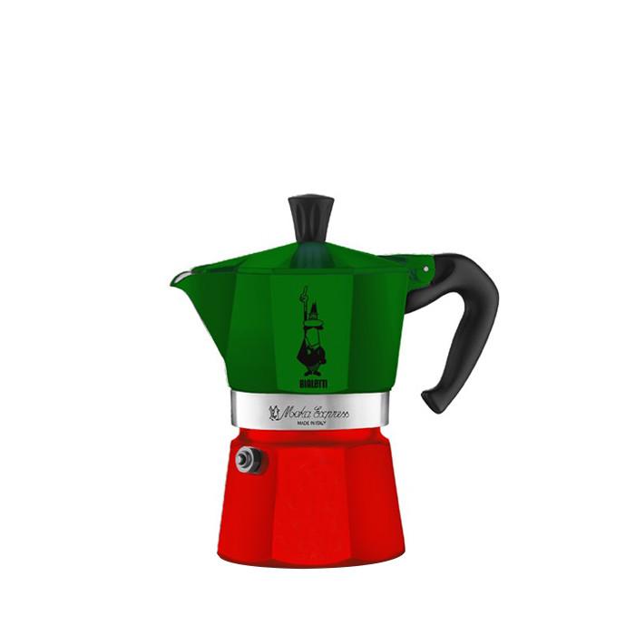 Bialetti Moka Express Italia 3 Cups