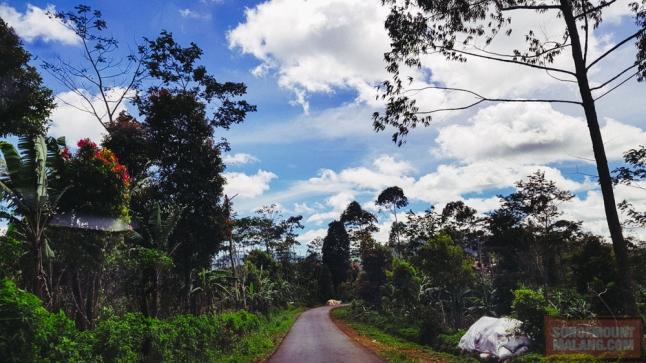 Jalan Legok Bandung Dua - Sukabumi
