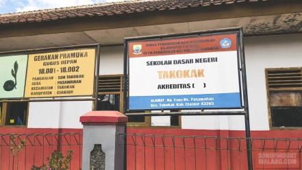 SDN Takoak - Cianjur.